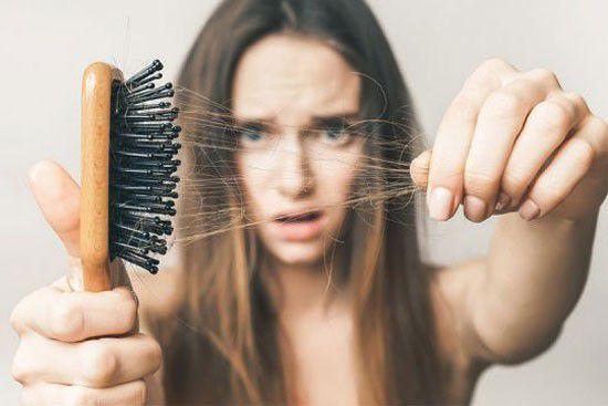 cách đơn giản để chữa rụng tóc