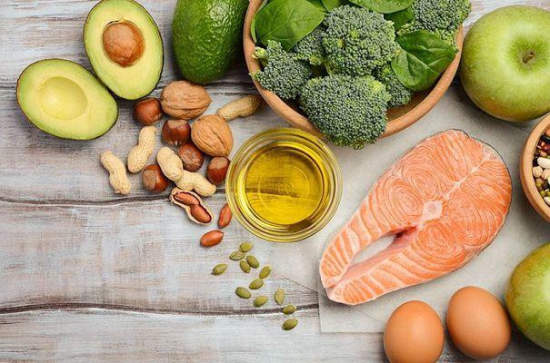 Bổ sung các vitamin tốt cho tóc thông qua dinh dưỡng